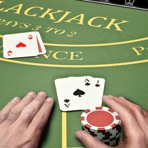 """Žinokite skirtumą: """"Blackjack"""" ir """"Poker""""!"""
